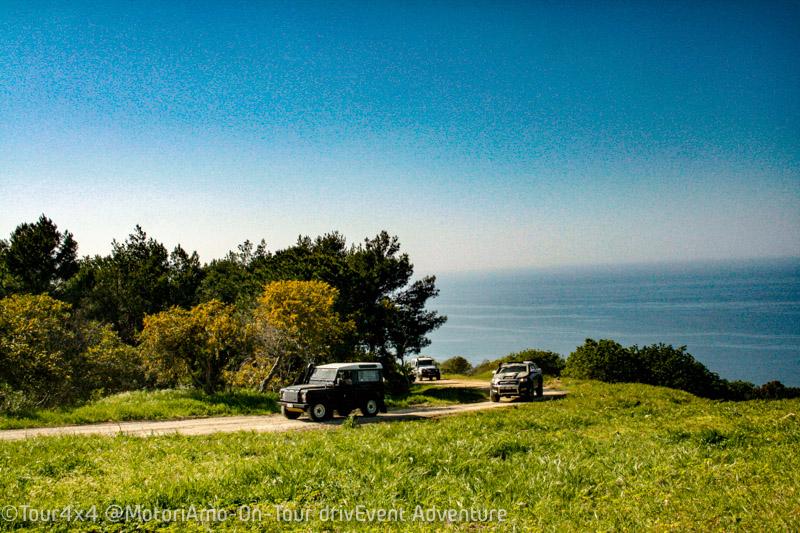 Tour 4x4 in Sardegna a Pasqua