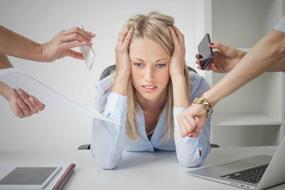 Coronavirus : 44 % des salariés confinés en situation de détresse psychologique