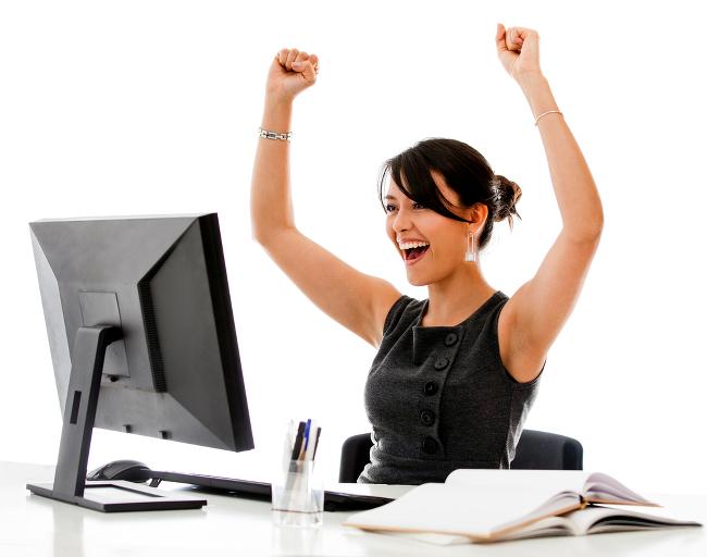 5 raisons pour lesquelles il faut toujours sourire au travail