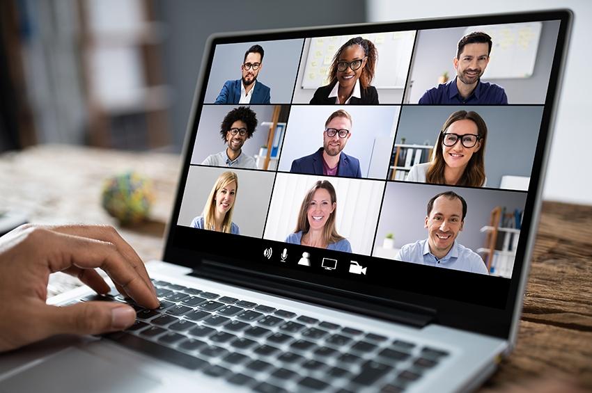 Manager et communiquer à distance en visio