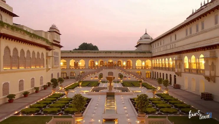 Budget in Rambagh Palace