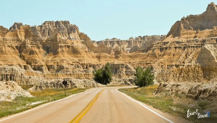 Most Attractive National Parks In South Dakota