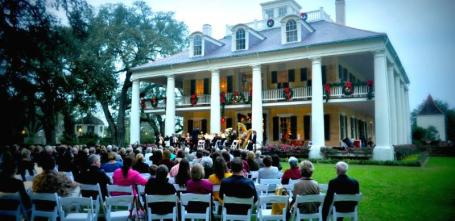 Baton Rouge Symphony at Houmas House