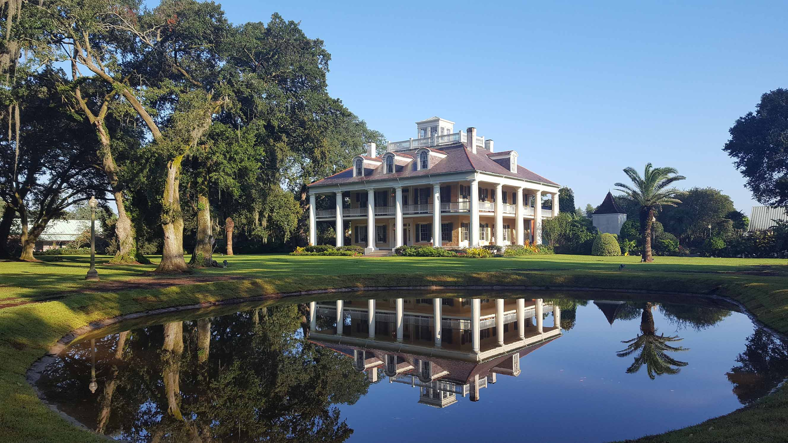 3826700488 Explore Houmas House Plantation   Gardens. Beneath 200-year-old live oak  trees dripping with Spanish moss