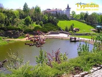 Дендропарк Софіївка - одноденна святкова екскурсія