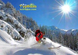 горнолыжные туры в Драгобрат