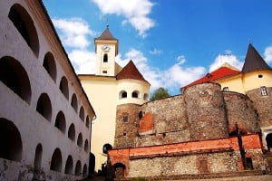 Замок Паланок у Мукачевому