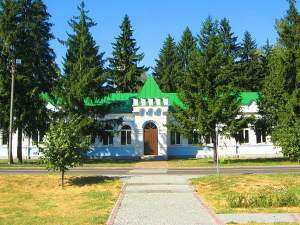 Музей Полтавської битви