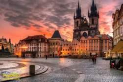 Бліц Прага та Відень