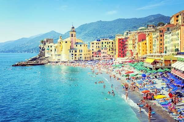 Тірренське узбережжя Італії