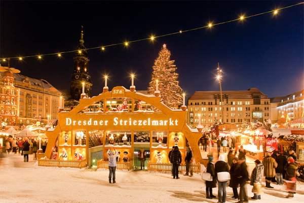 Тур на Новий рік в Дрезден