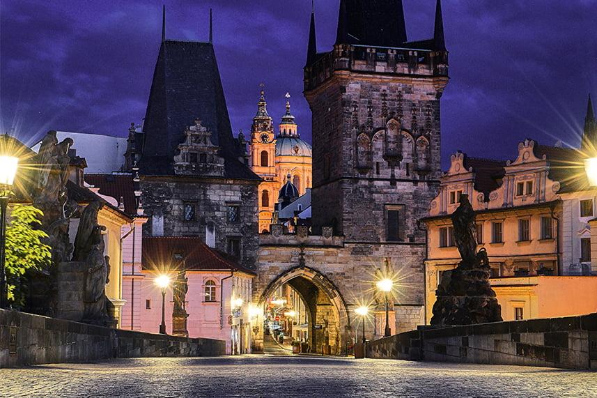 Прага - моє улюблене місто