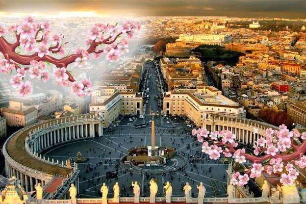 Вічне місто Рим + Неаполь