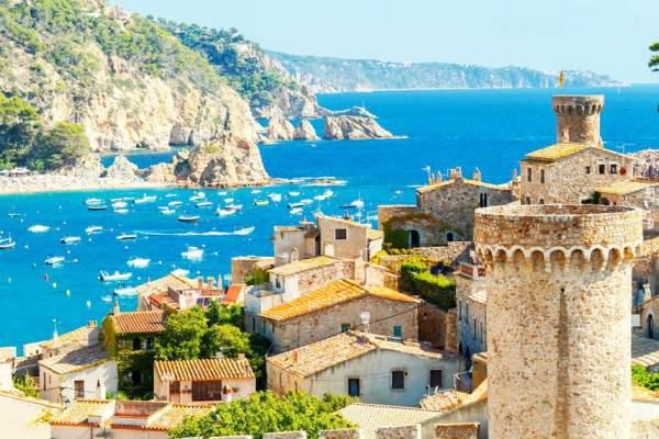 Відпочинок на морі. Знайомтесь, Іспанія!