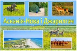 Асканія-Нова і Джарилгач