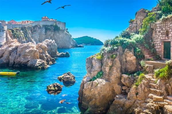 Чорногорія - морська рів'єра Адріатики