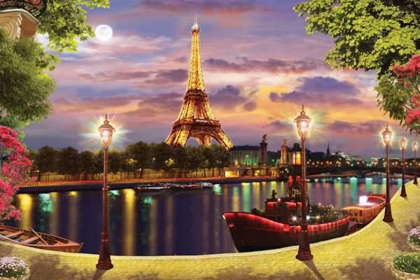 Обійми Парижа