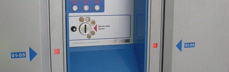 камера хранения в Вене