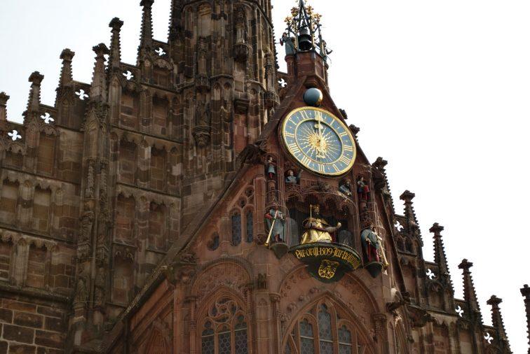 Нюрнберг достопримечательности Церковь Богородицы