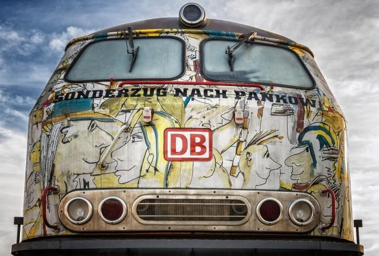билеты на поезд в Германии