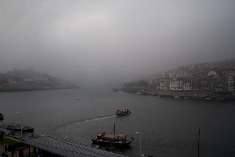 смотровая площадка Порту