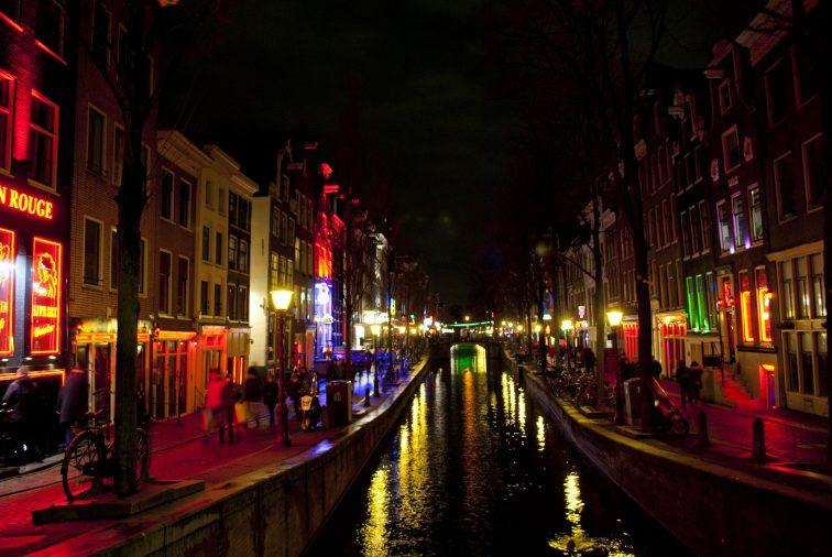 Как добраться до Амстердама