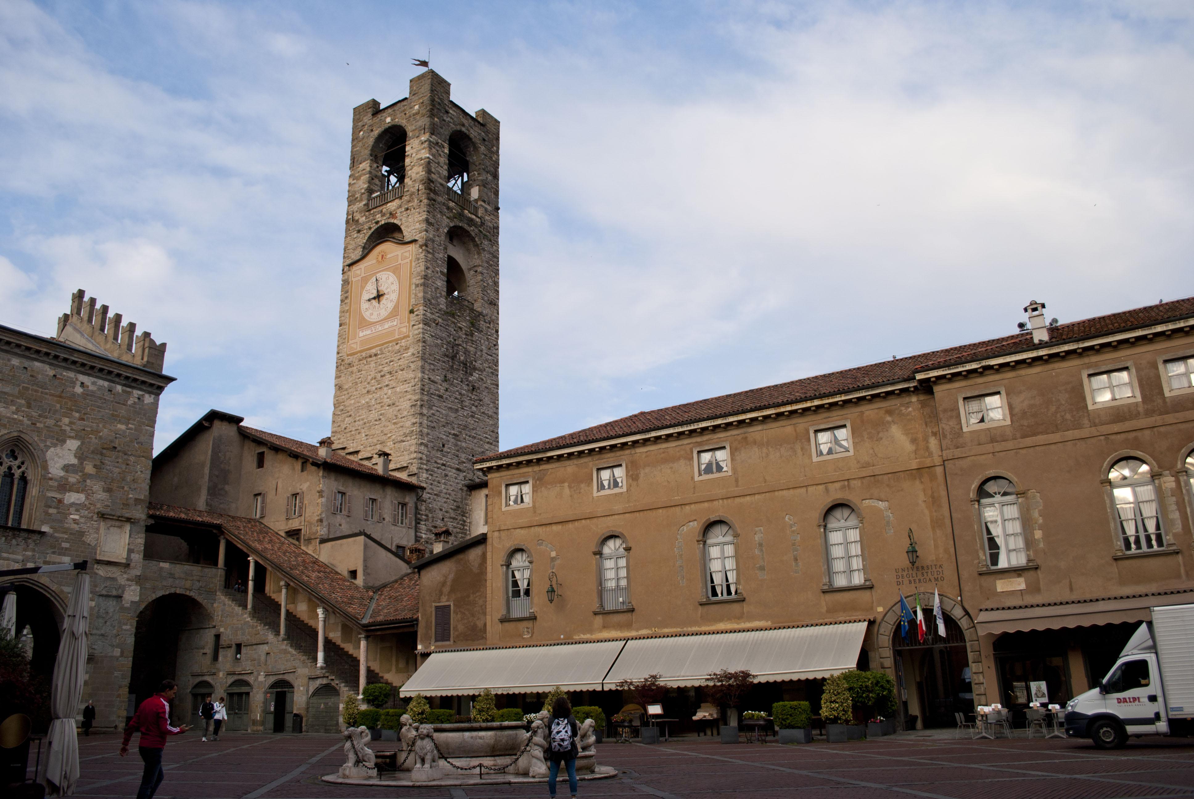 Что посмотреть в Бергамо