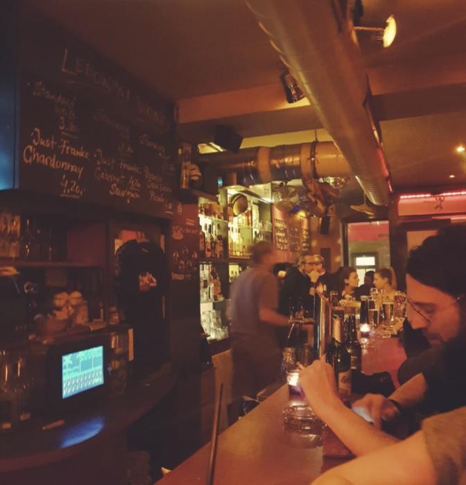 Где выпить в Дрездене