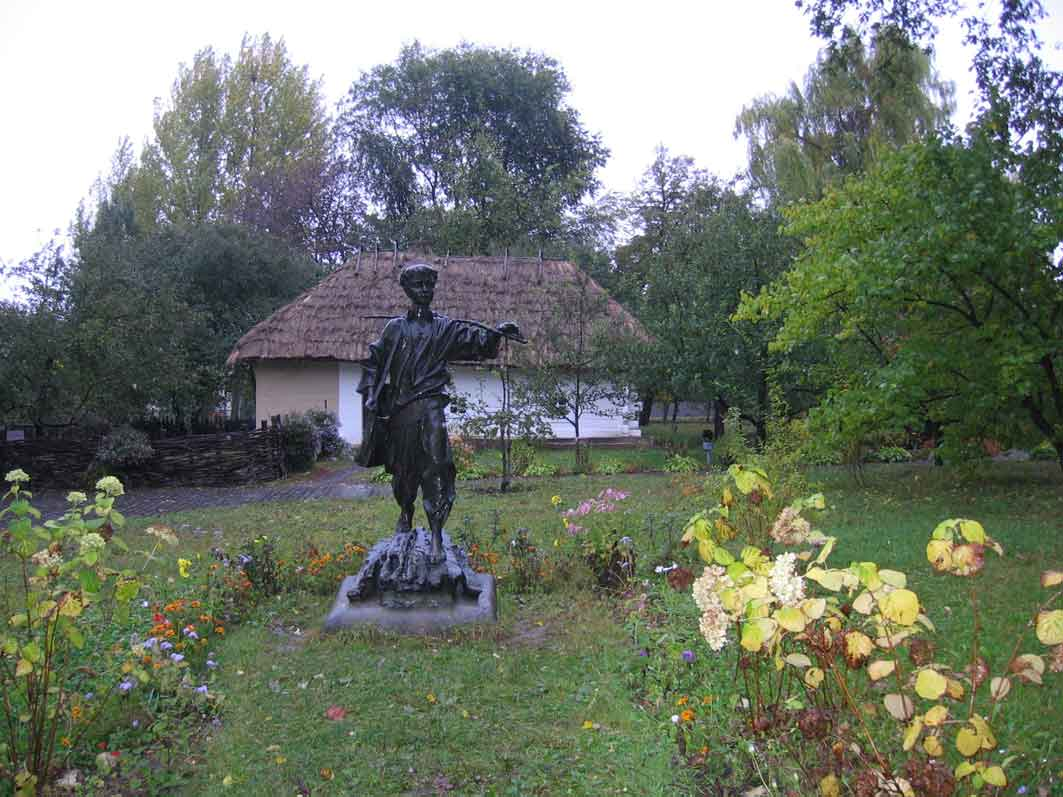 Батьківщина Тараса Шевченка
