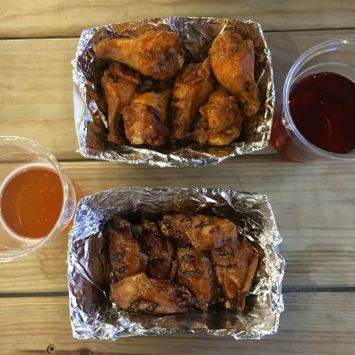 Wings from Renegade at Listermann