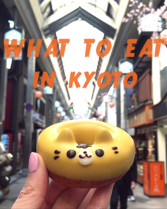 What To Eat In Kyoto