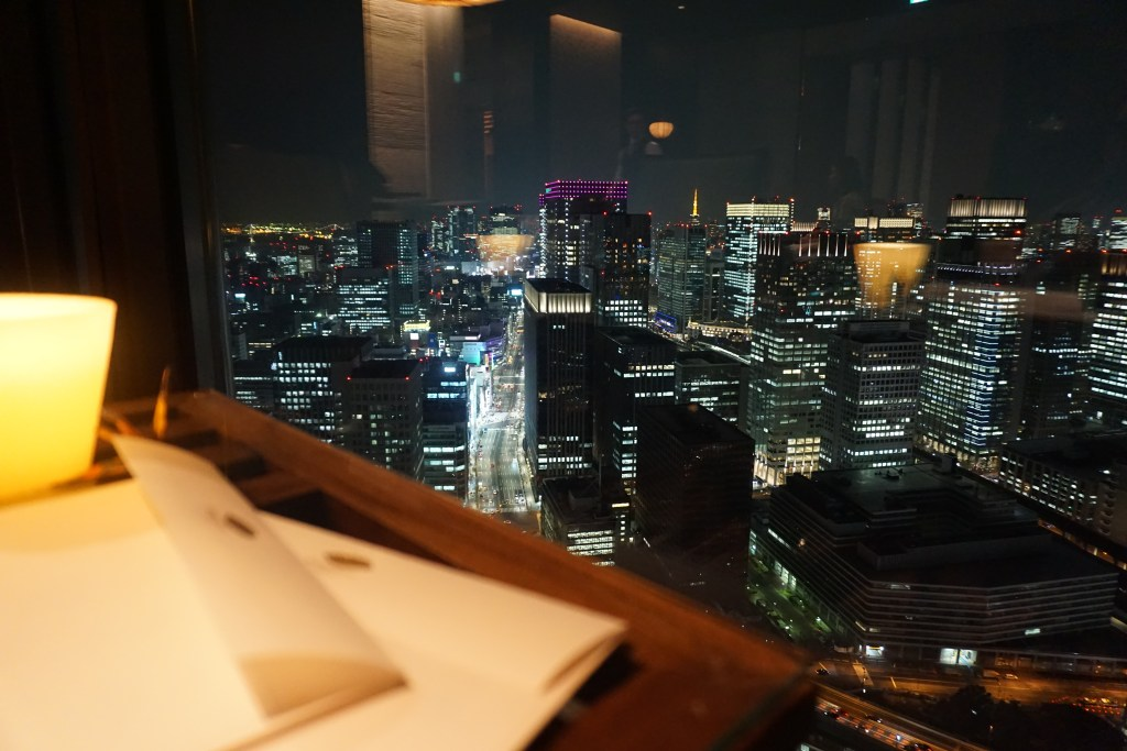 Tokyo View