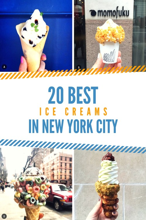 Best Ice Creams In New York