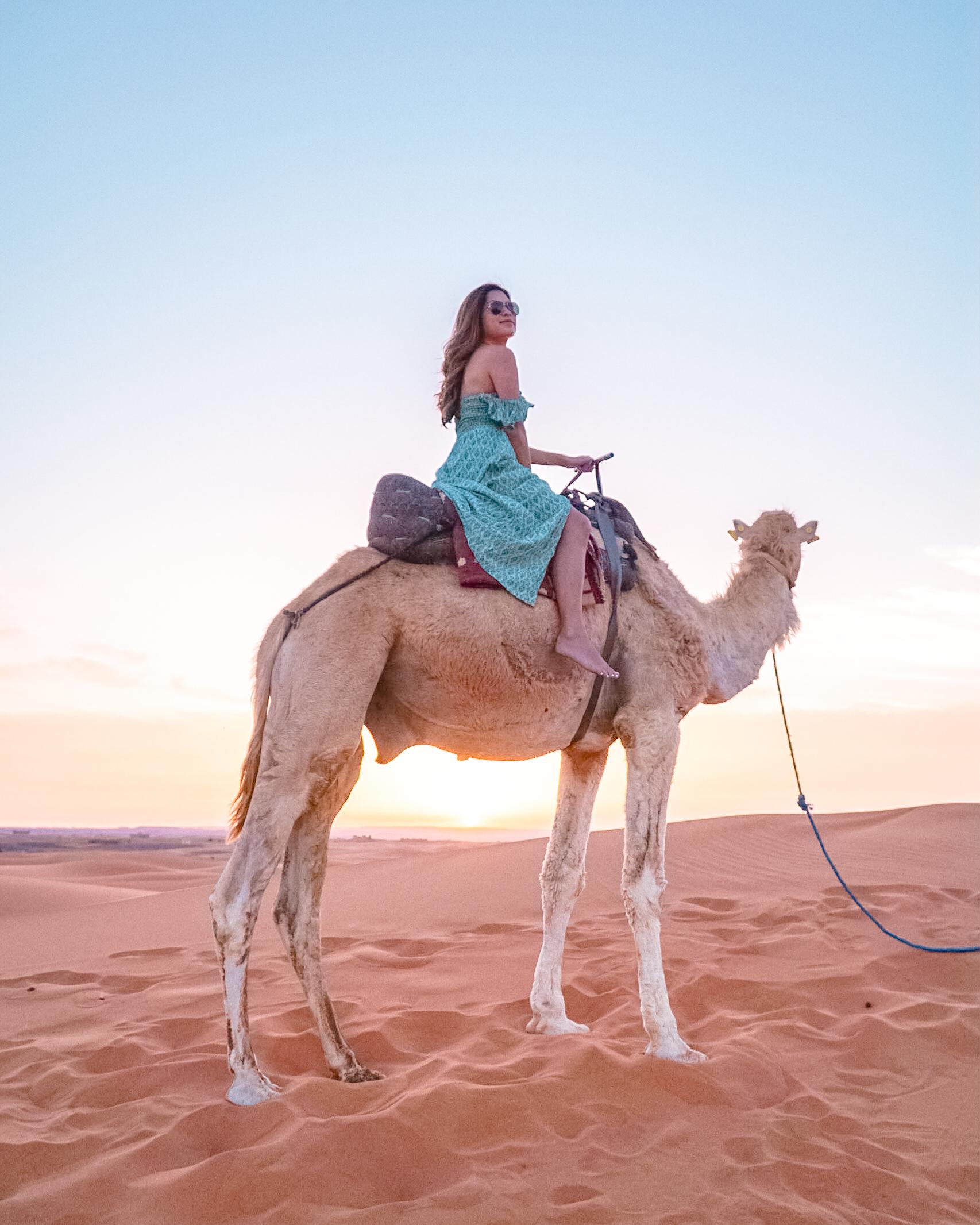 Sahara Dessert