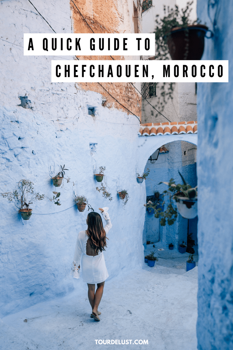 A quick guide to Chefchaouen