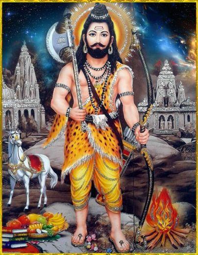 Hindou-Parashurama