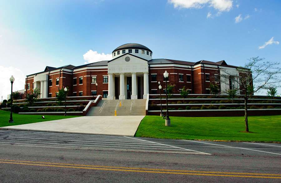 Southern Union Community College East Alabama Travel Destinations