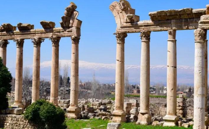 السياحة وجمال الطبيعة في لبنان