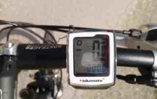 Tachometer 1.000 km