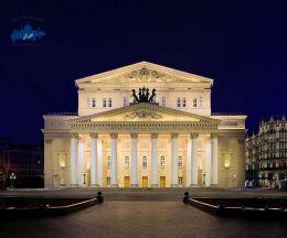 El Teatro Bolshoi ahora