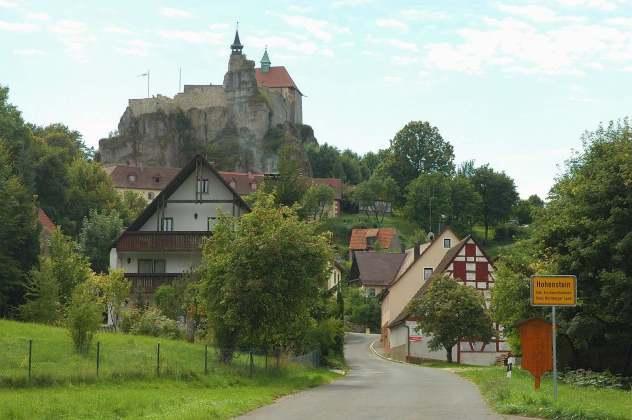 Beautiful Franconian Switzerland