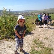 Yosef Yitzchock aka Fitche at Tel Beit Shemesh