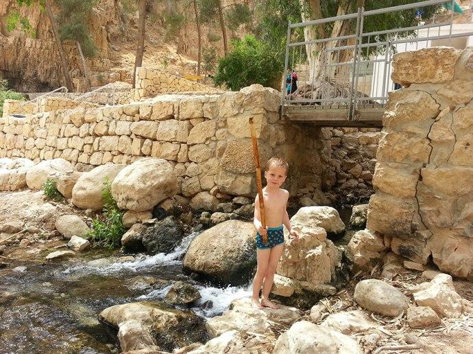 tour of wadi kelt