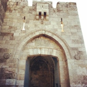 Jaffa Gate Tour