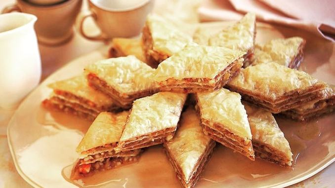 baklava-what-to-eat-in-mostar