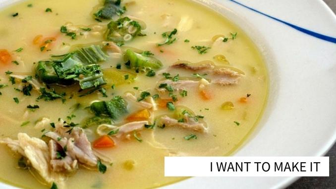 Bey soup
