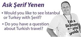 Ask Serif Yenen