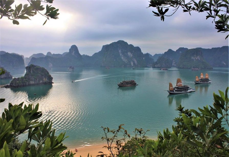 Halongcruise HALONG BAY HANOI SHORE EXCURSIONS