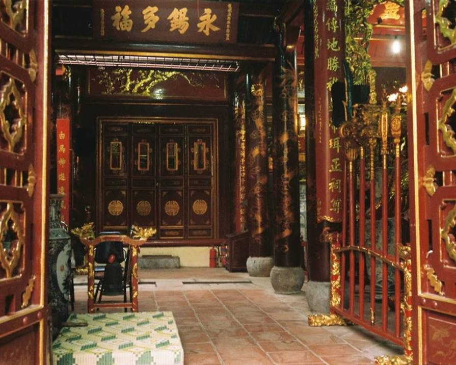 Bach Ma Temple 20 Best Things To Do In Hanoi Vietnam