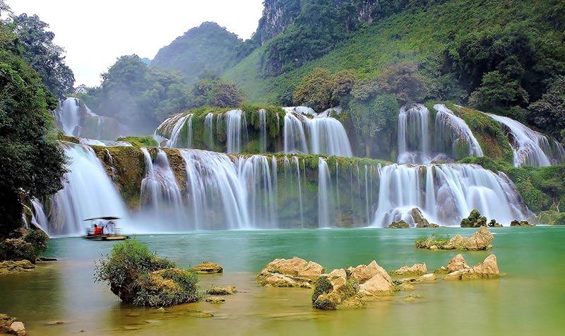 Thacbangioc Northern Vietnam Tour Package